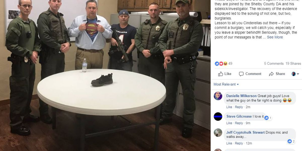 At it again': Tenaha police, subject of viral post, make