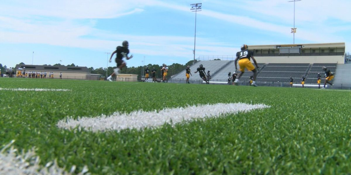 Nacogdoches Dragons use bye week to prepare for district opener against Lindale