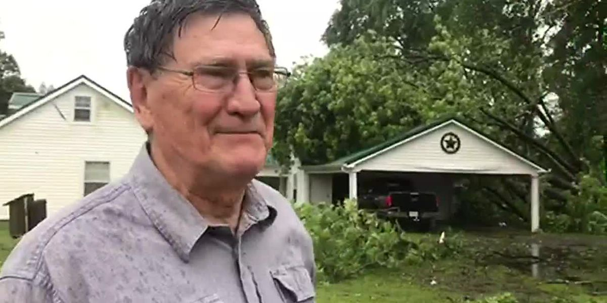 Angelina County rancher loses barns, suffers other property damage