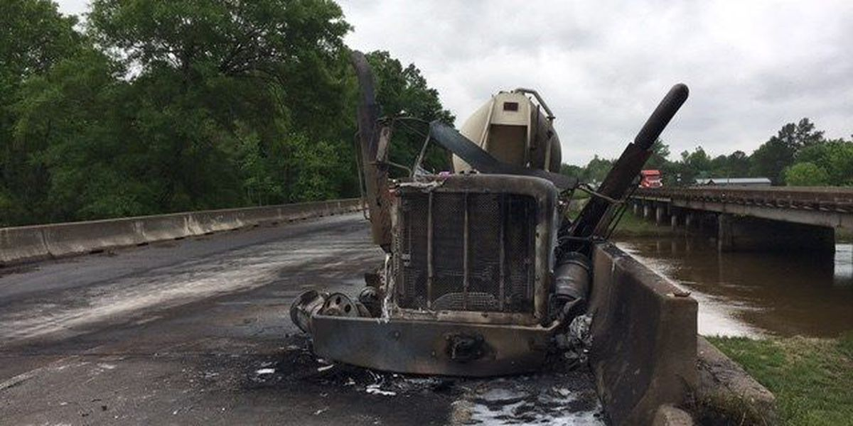 DPS: wreck involving 18-wheeler on US 59 south of Diboll now cleared