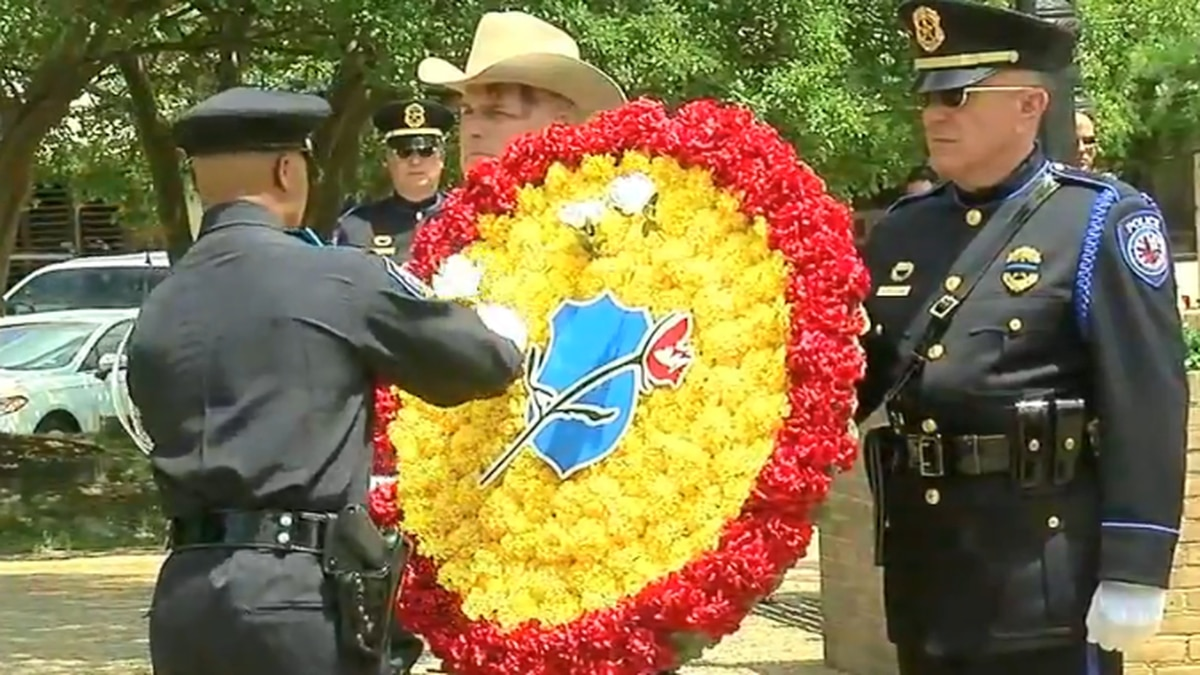 Events planned across East Texas for Peace Officers Memorial Day