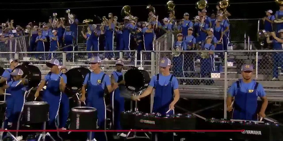 2019 BAND OF THE WEEK, WEEK 9: CHAPEL HILL
