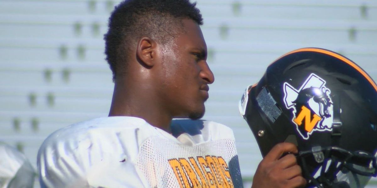 Nacogdoches' Phillip Jones runs big numbers in early start