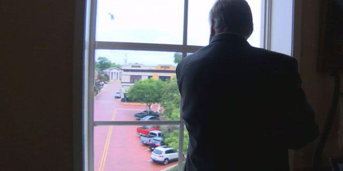 New Nacogdoches Chamber president marks 1st day on job