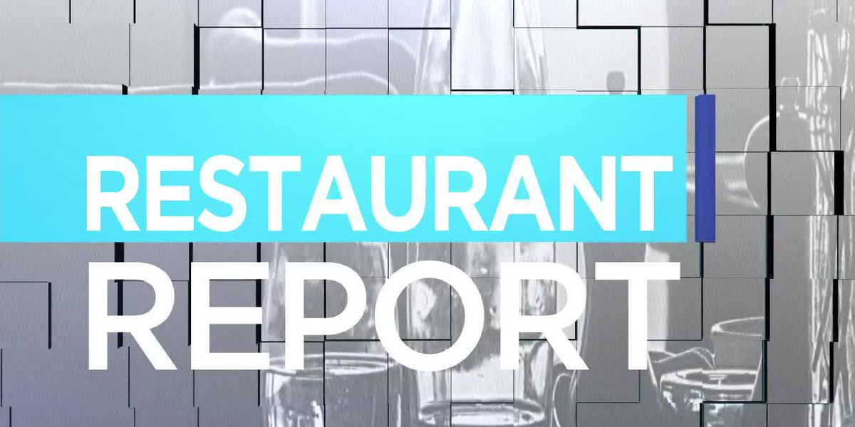 Restaurant Report - Nacogdoches - 08/22/19