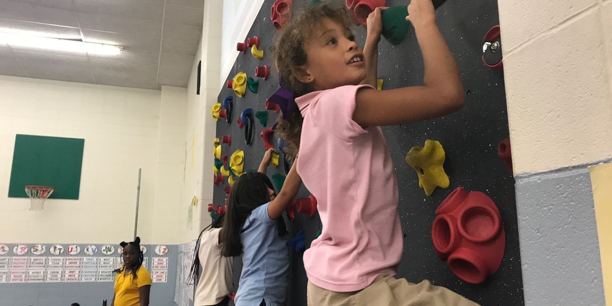 Lufkin ISD promotes importance of physical activity with Bring Your Loved Ones to P.E. Day