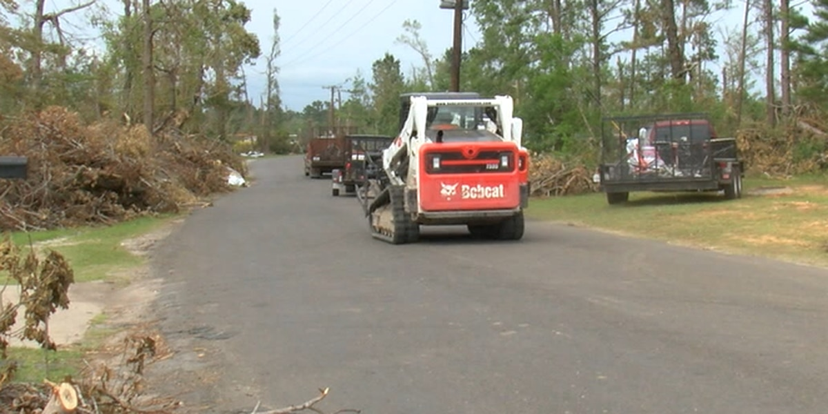 Polk County cleanup from April tornado finally complete