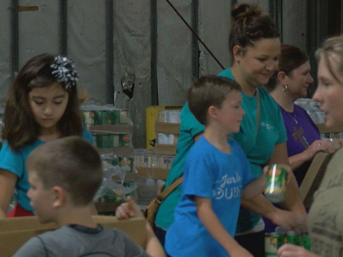 Volunteers needed for annual Lufkin Community Food Drive