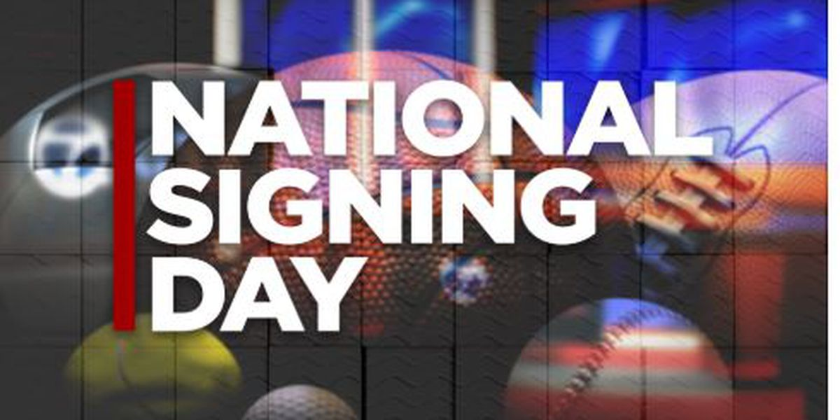 East Texas National Signing Day