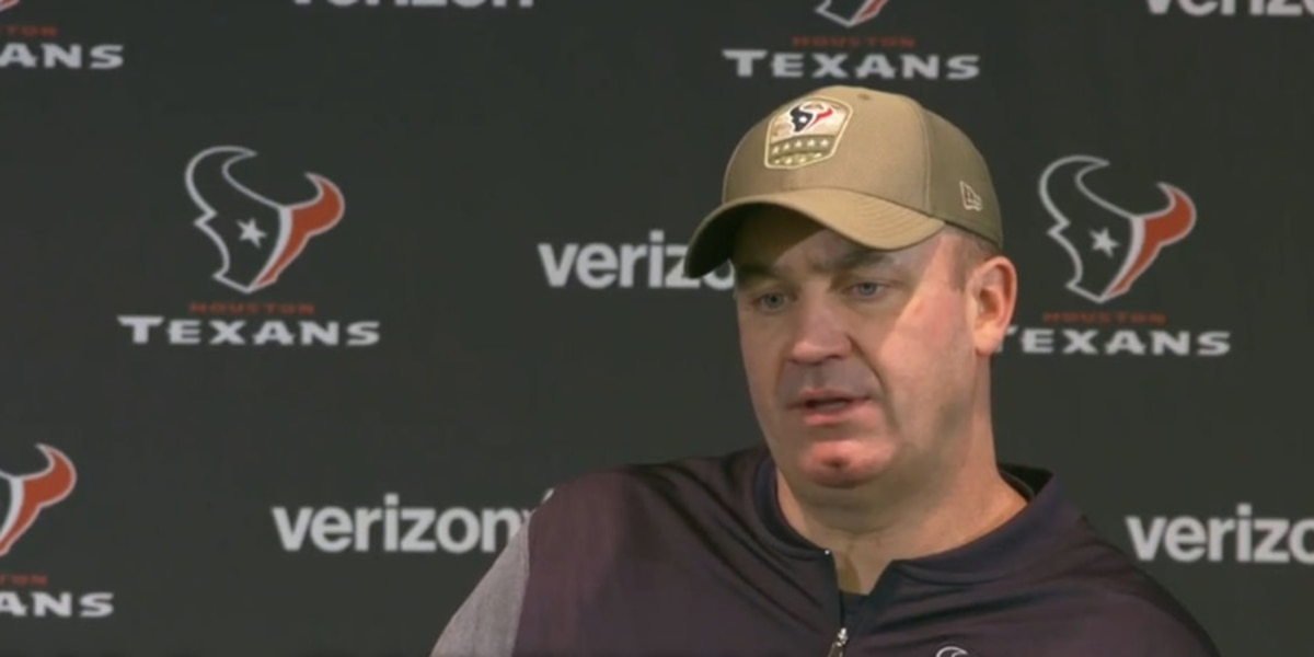 Houston Texans fire head coach, GM Bill O'Brien