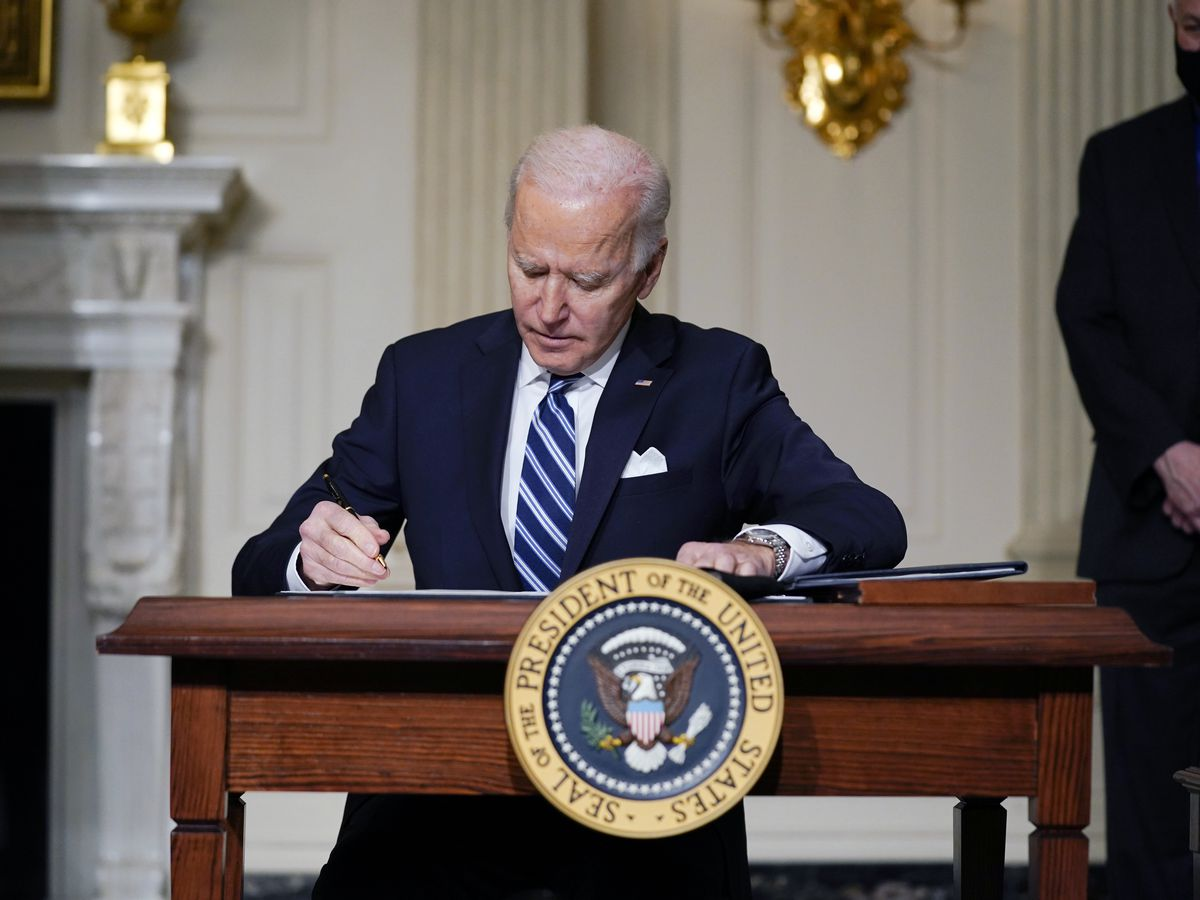 Biden touts $28.6B restaurant relief program, orders tacos