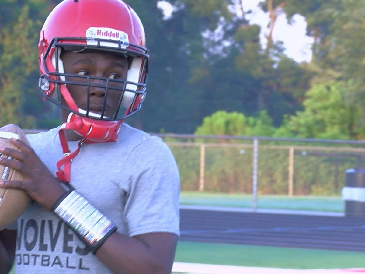 WEBXTRA: San Augustine Wolves prepare for what could be unique 2020 football season