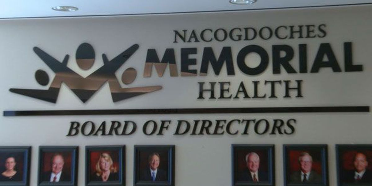 Nacogdoches Memorial Hospital Board approves management contract with outside firm