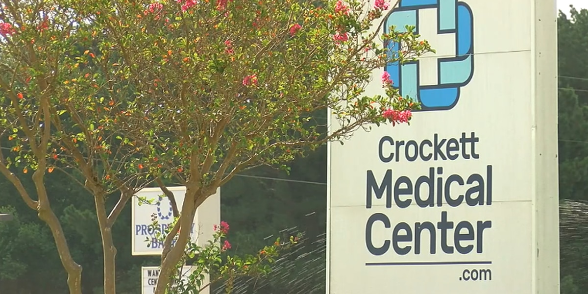 Crockett police: Man accused of illegally dumping medical supplies may not be charged
