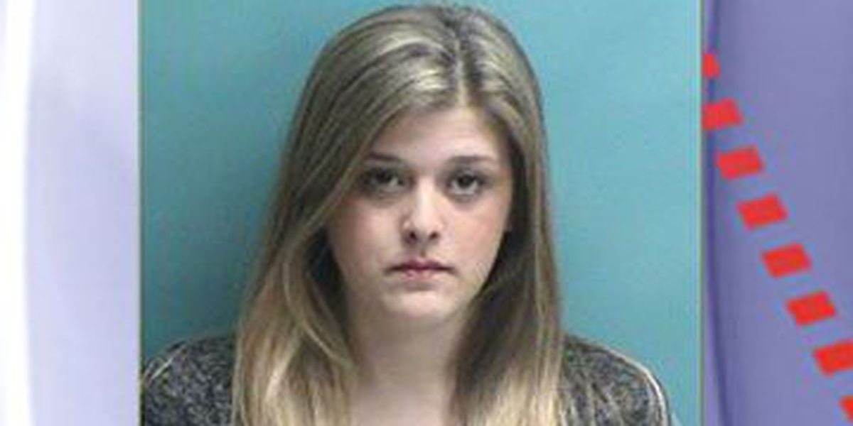 19-year-old Nacogdoches woman arrested on drug charges