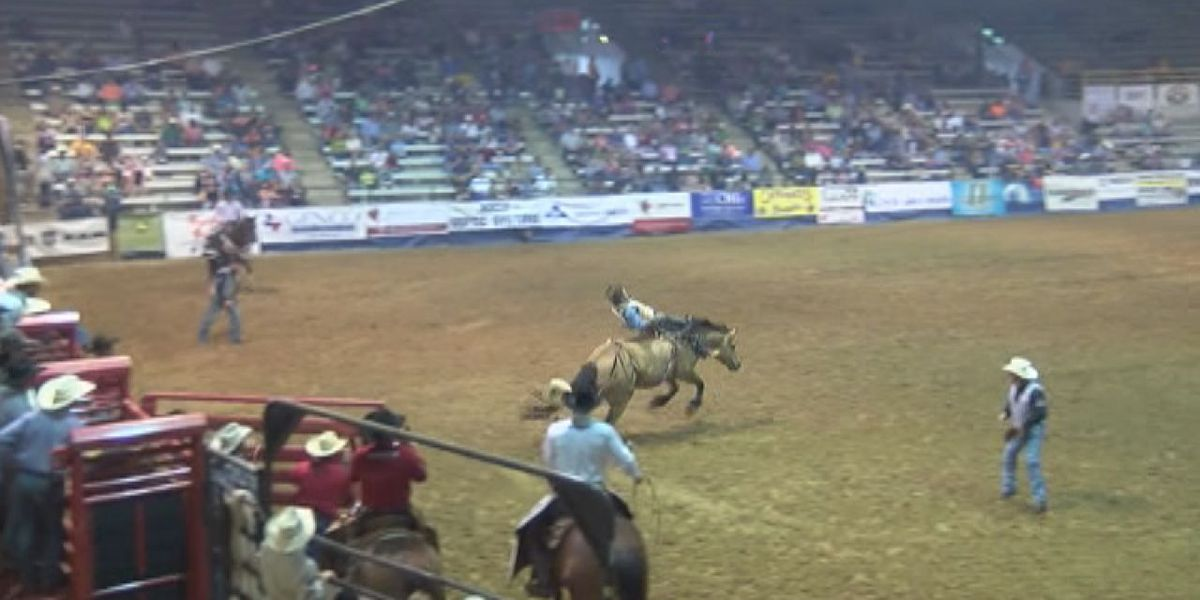 Rodeo time in Lufkin: Countdown begins to Annual Angelina Benefit Rodeo