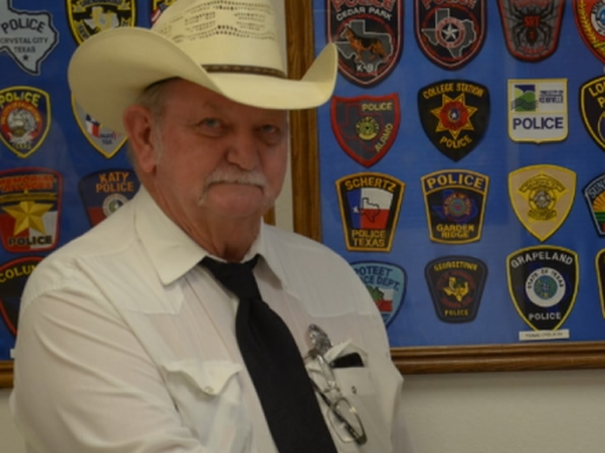 Houston County sheriff honors Investigator Christian after his untimely death