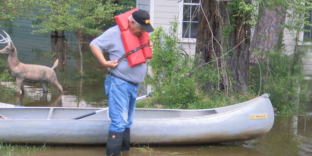 Caddo Lake flooding taking a toll on residents