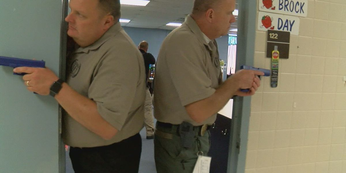 East Texas law enforcement agencies use FBI-favored active shooter training
