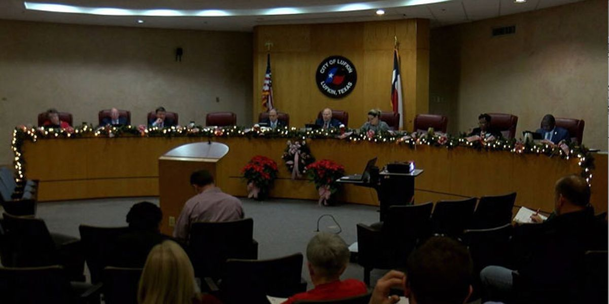Lufkin City Council discusses its Capital Improvement Plan