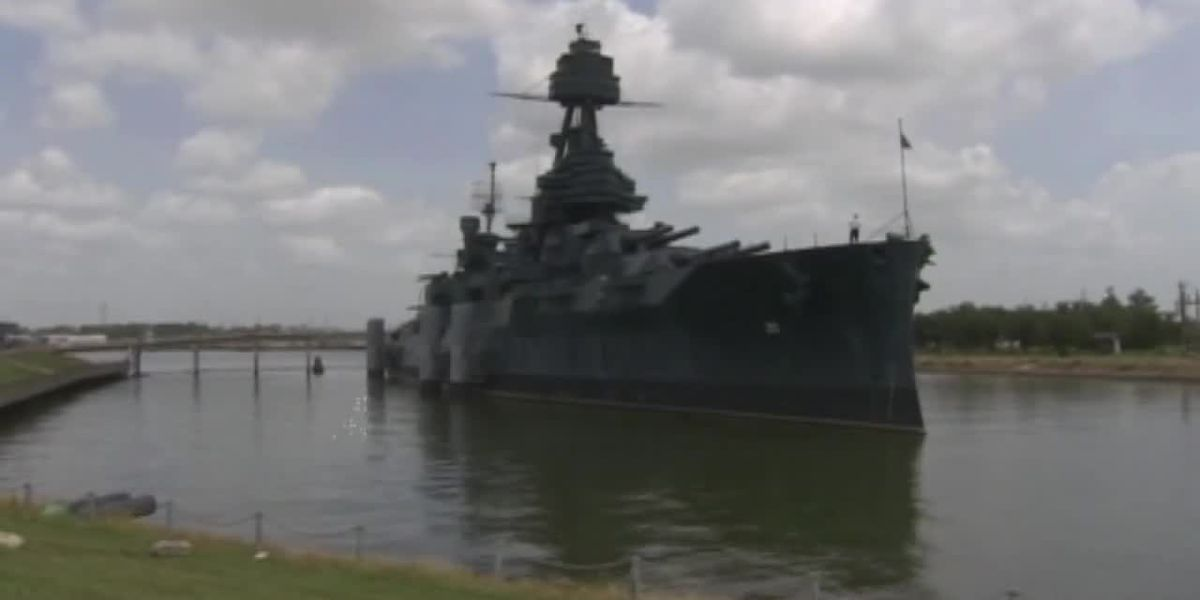 Better East Texas: Preserving Battleship Texas