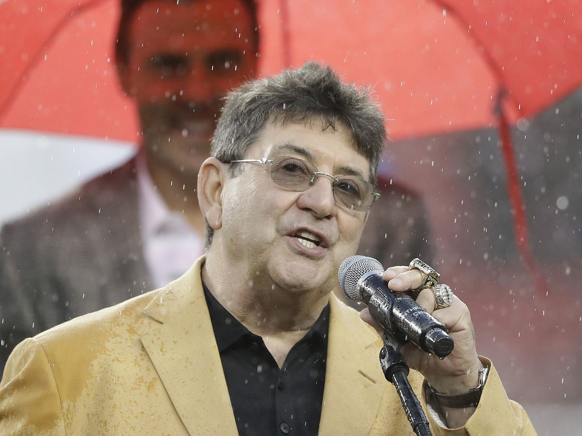 Trump pardons Edward DeBartolo Jr., former San Francisco 49ers owner