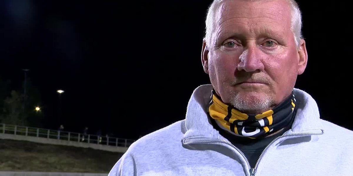 WATCH: Timpson Coach Kerry Therwanger on his team's battle to make it to playoffs