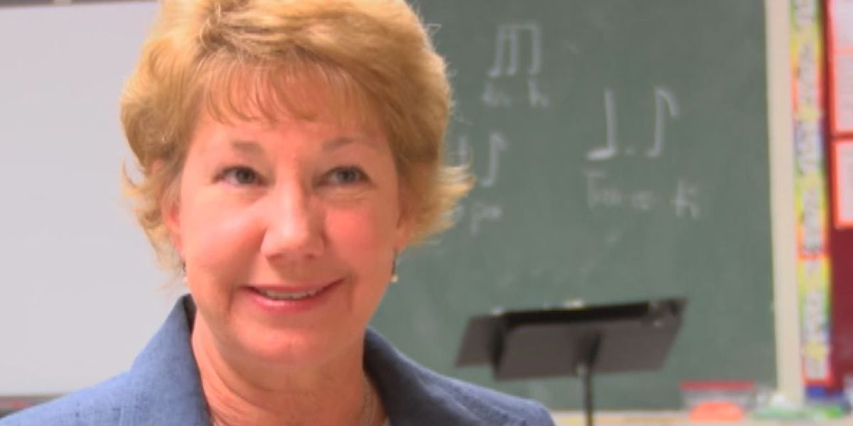 Hearing loss doesn't keep Lufkin teacher from her love of music