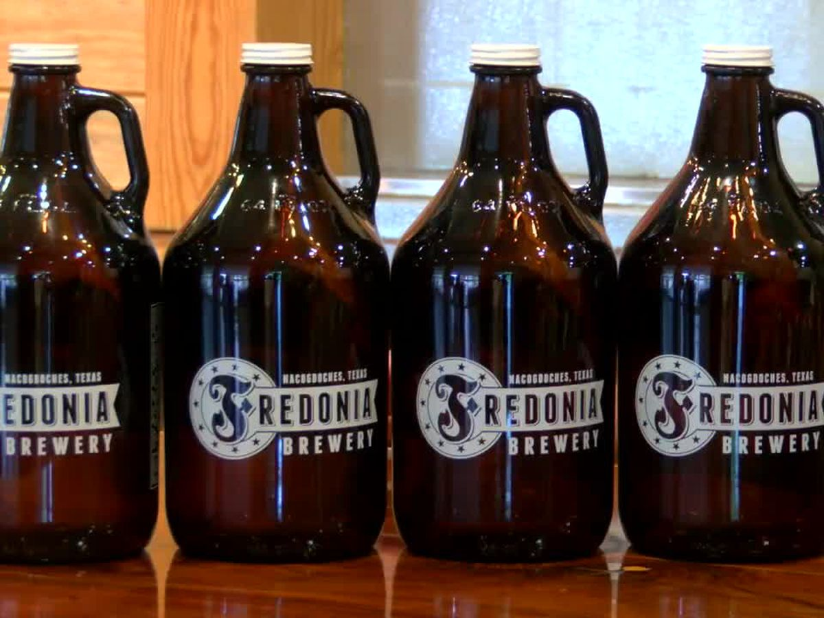 Nacogdoches brewery on beer-to-go law: 'Anytime we can change the law ... it's a win-win'