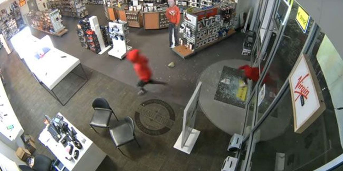 Deep East Texas Crime Stoppers asking for help finding Radio Shack burglary suspects