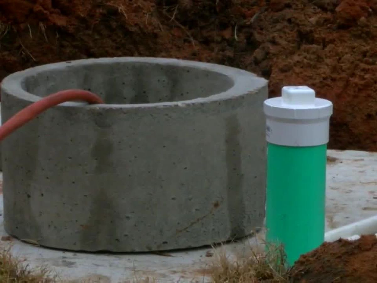 Qualifying East Texans can now apply for new home septic systems