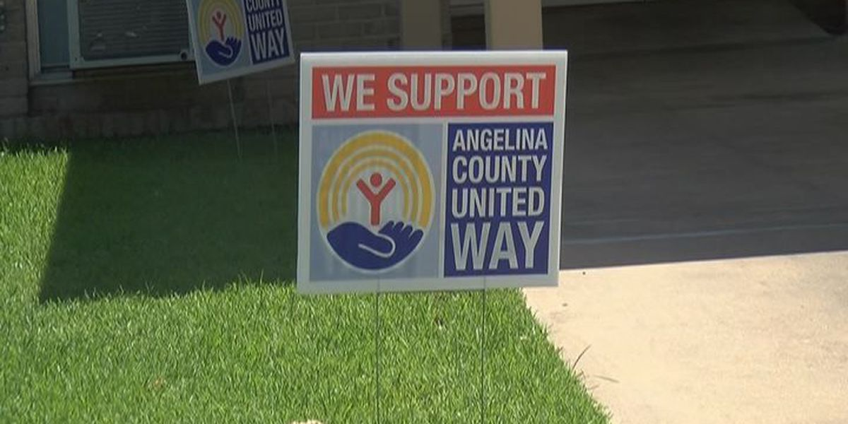 United Way of Angelina County sets goal amount for 2015-2016 year