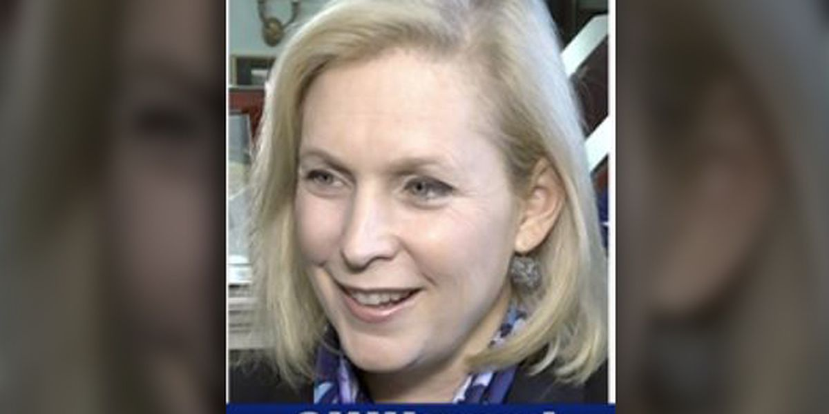 Democrat Kirsten Gillibrand drops out of 2020 presidential race