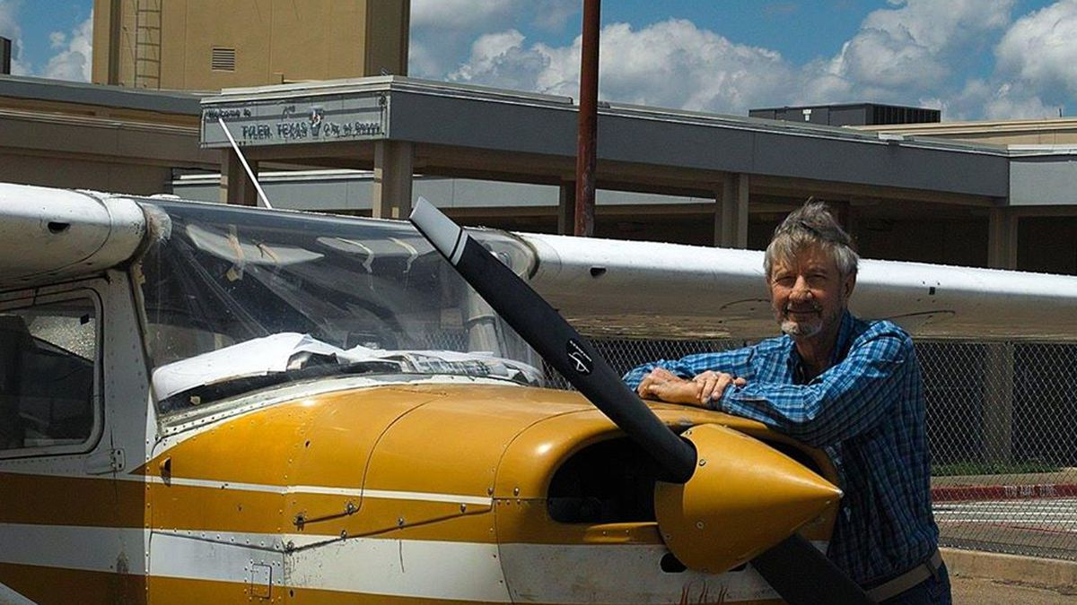 Wife of pilot who died in crash remembers him as funny, caring
