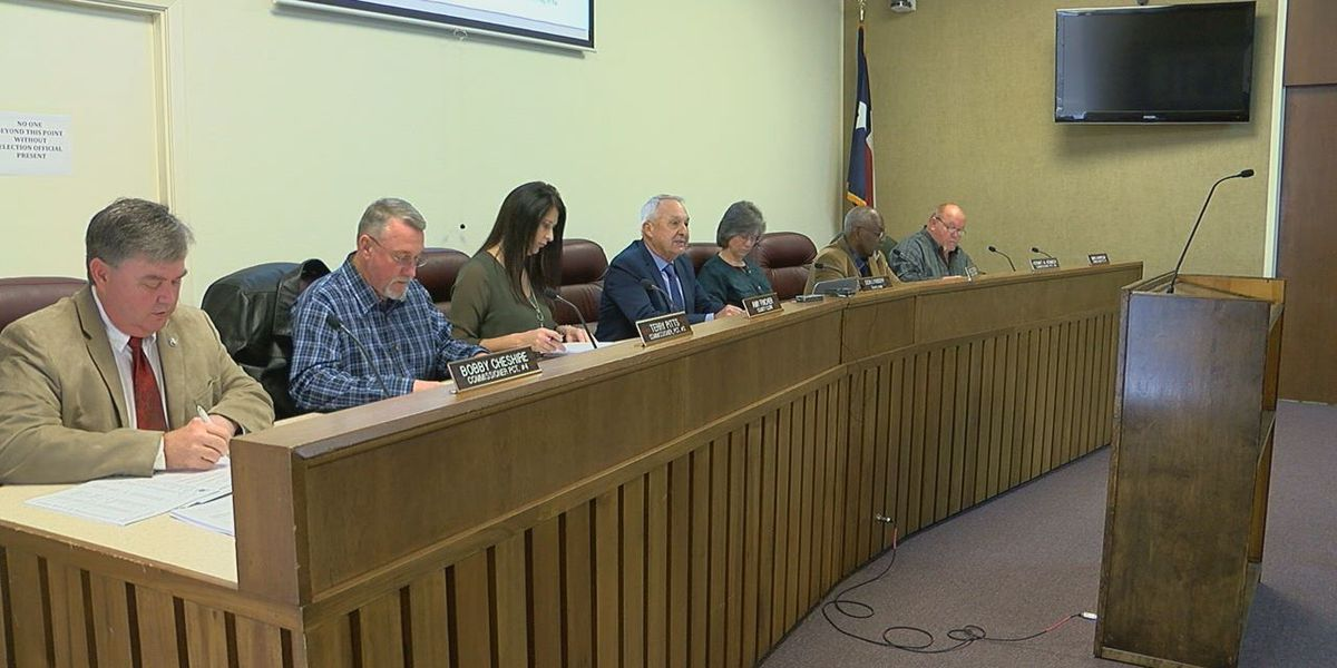 Will public forum return to Angelina County Commissioner Court meeting?