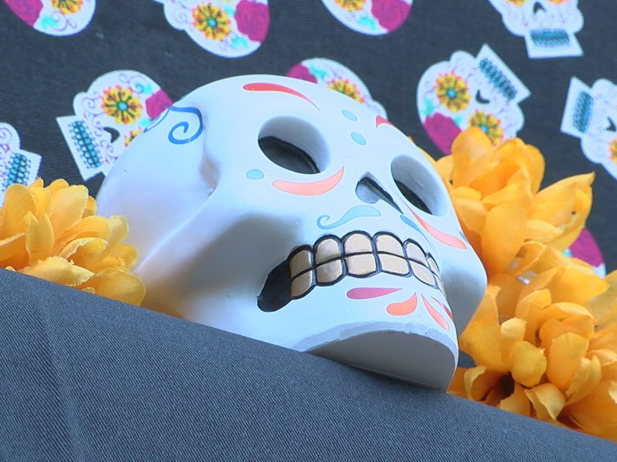 Power of Prayer: Day of the Dead