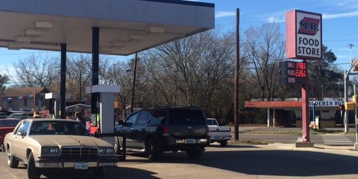 Gas station brings lowest gas price to Lufkin in almost 6 years