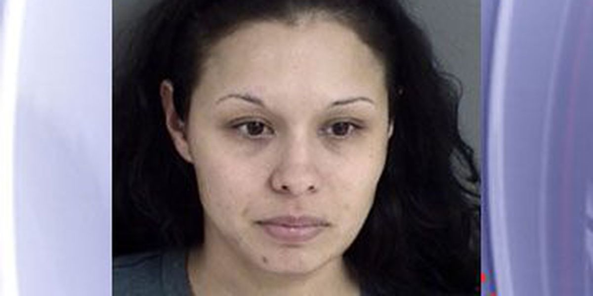 Affidavit: Lufkin woman had meth within easy reach of her 2-year-old daughter