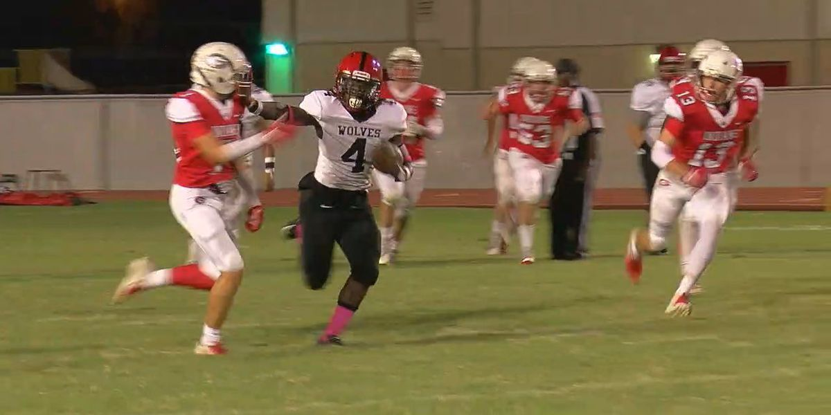 San Augustine Wolves on the prowl, looking for another district title