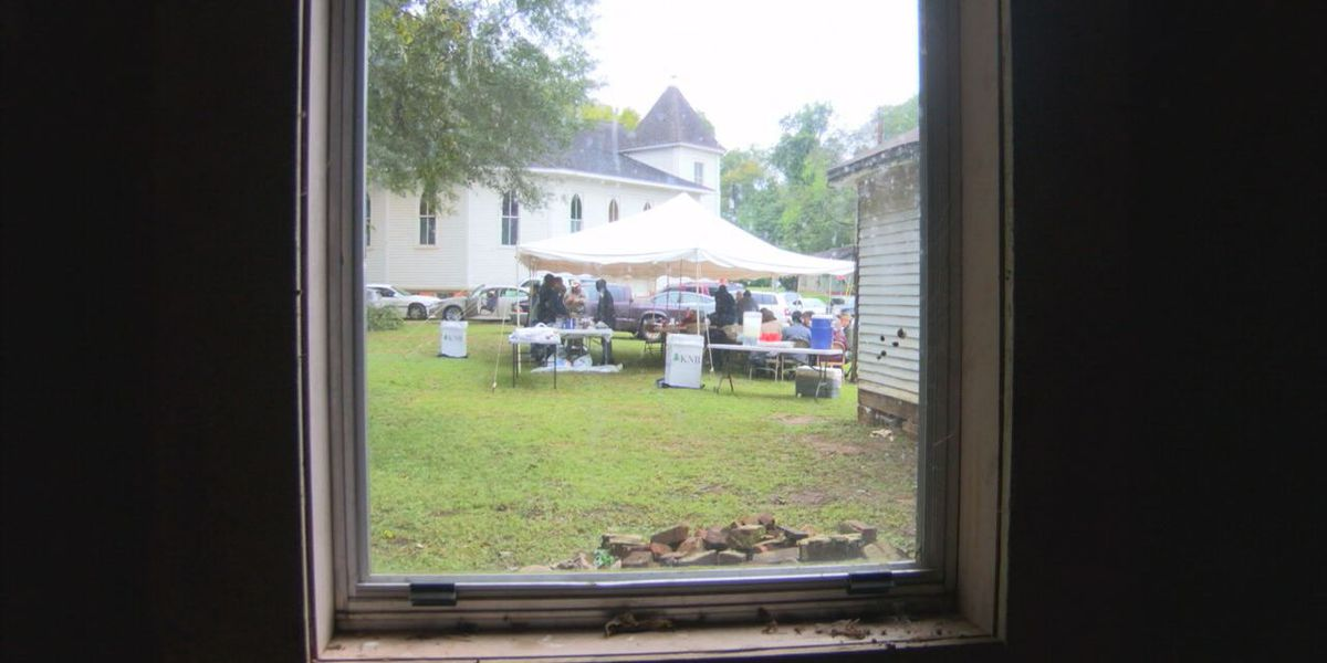 Nacogdoches restoration of Clay House is also restoring community relations