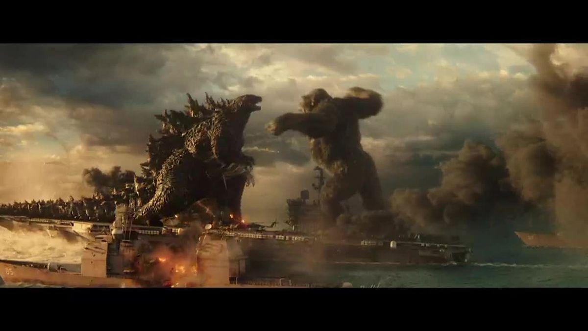 Review: Godzilla vs. Kong delivers monumental monster mayhem