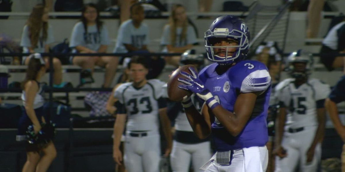 Lufkin's Kordell Rodgers nominated for Mr. Texas Football Player of the Week