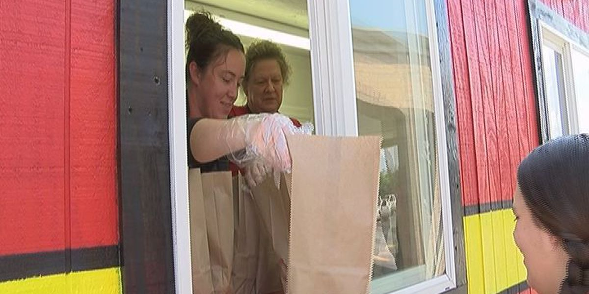Angelina County public servants honored with free meal