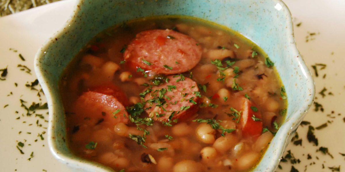 Black-eyed peas and greens: Why we eat special foods on New Year's Day