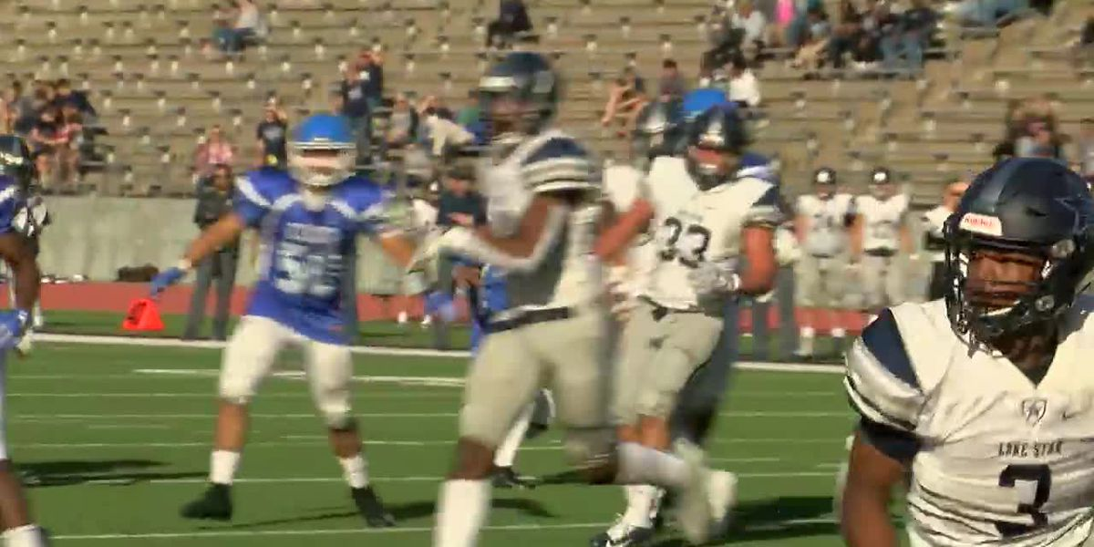 Playoffs: John Tyler vs Frisco