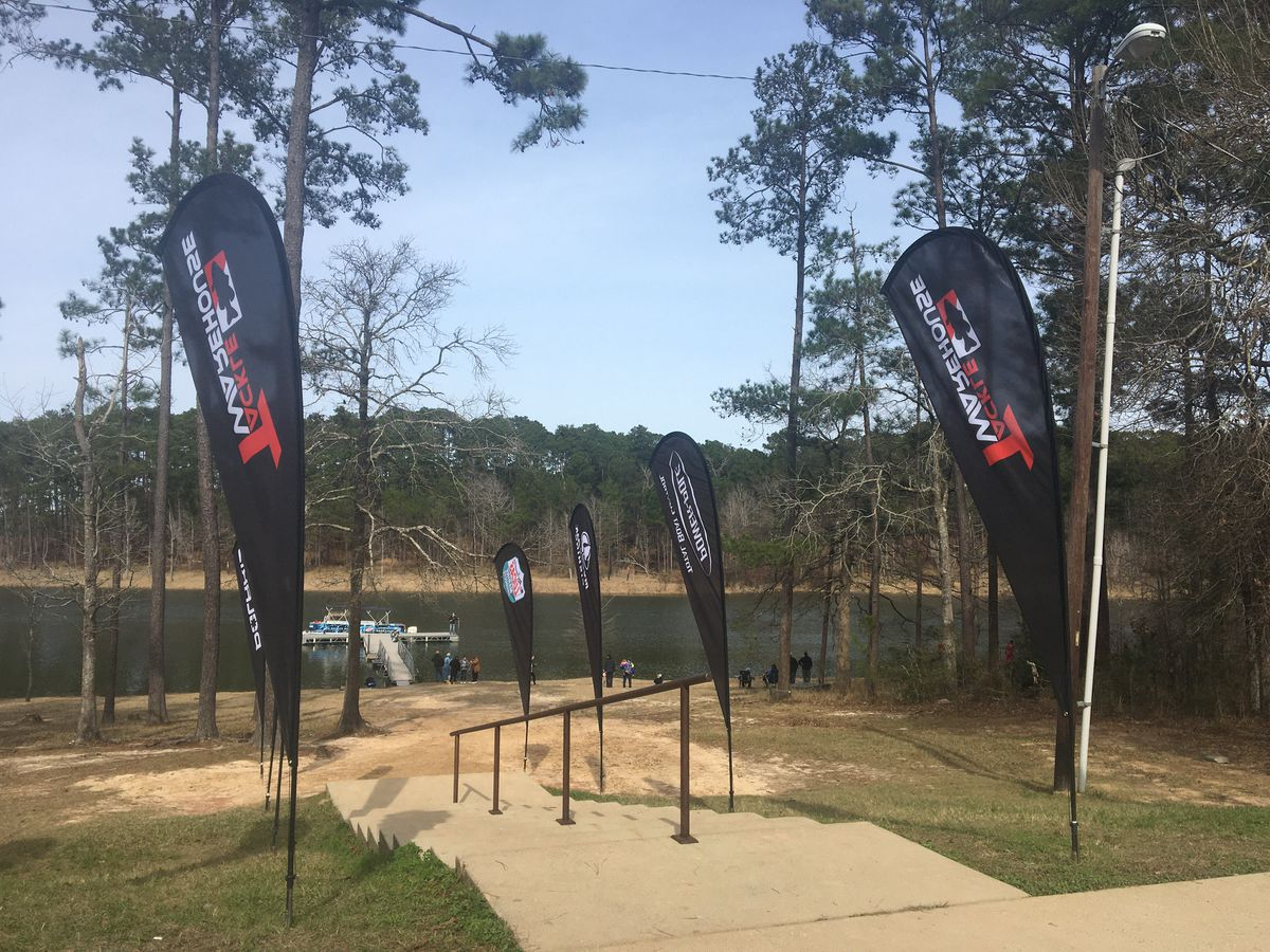 FLW holds youth fishing derby on Lake Sam Rayburn