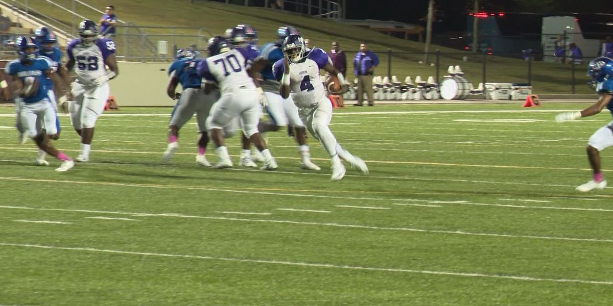 Lufkin gets statement win over West Brook, after fast start Dragons fall to Corsicana