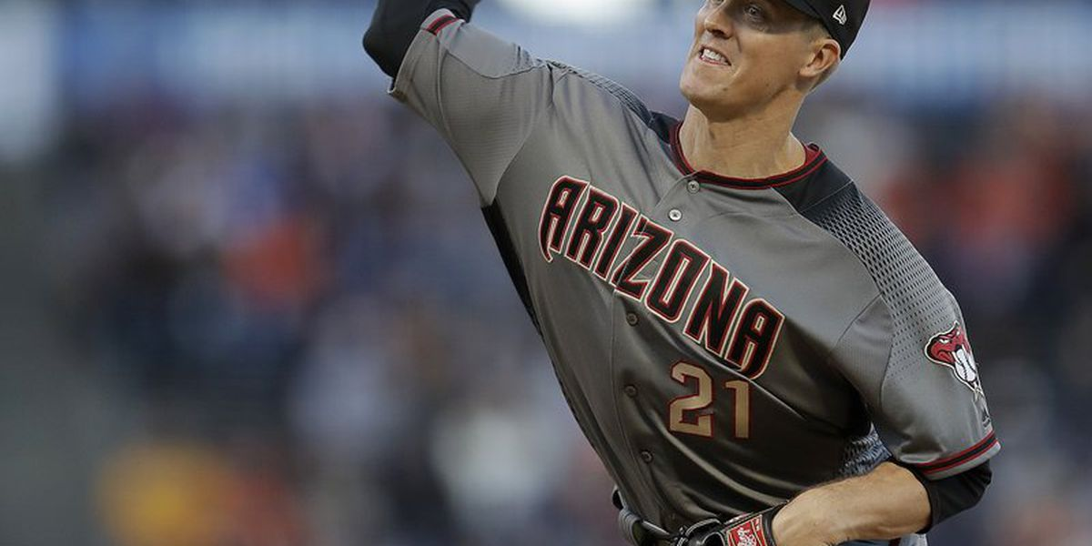 Astros trade for Cy Young winner Zack Greinke