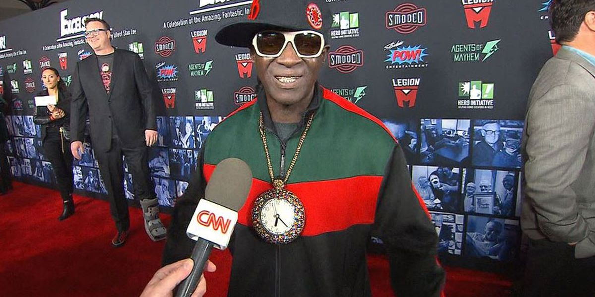 Public Enemy boots Flavor Flav amid dispute over Bernie Sanders event