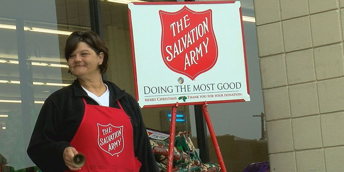 Lufkin Salvation Army in need of bell ringers